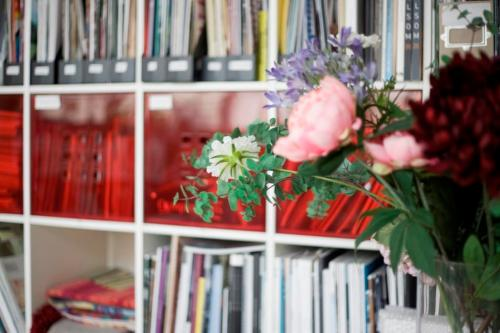 studio bookcase