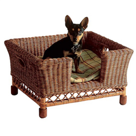 Oka dog bed