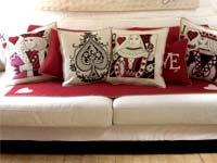 Jan Constantine cushions