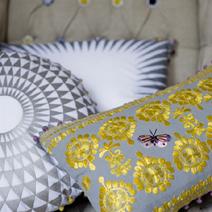 Niki Jones cushions