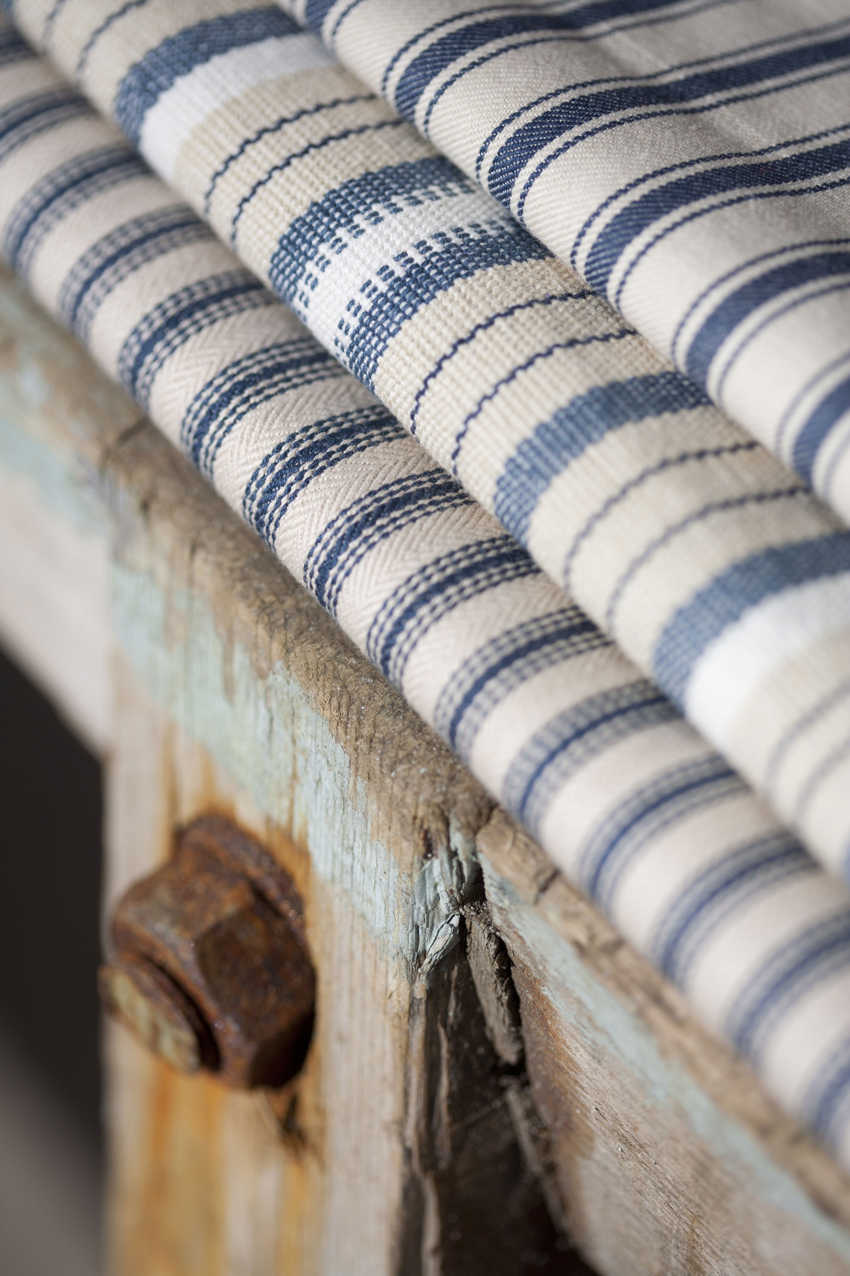 Set Sail With Nautical Stripes From William Yeoward