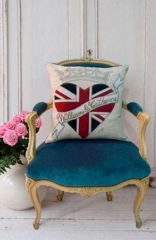 Royal Wedding Cushion
