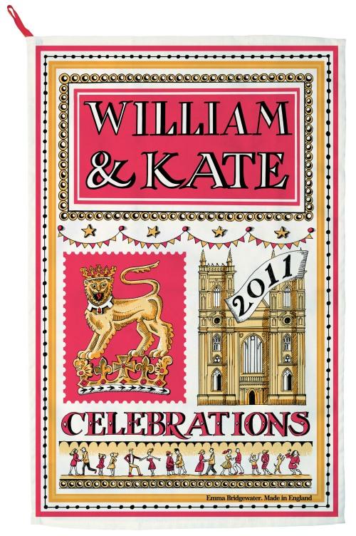 Royal Wedding Tea Towel