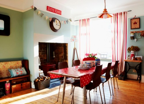 The Vintage Modern Home