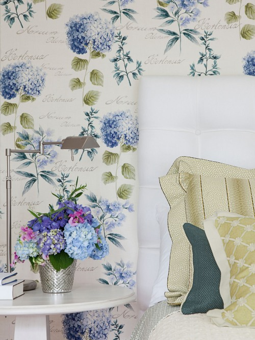zimmer and rhodes fabric floral chelsea flower show