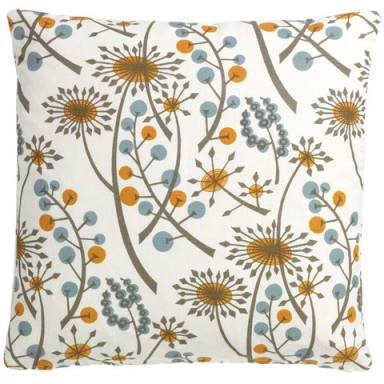 Angie Lewin cushion cover
