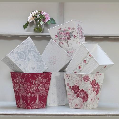 floral-waste-paper-bin