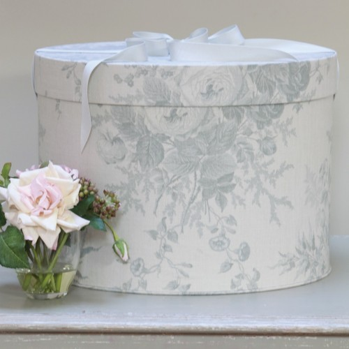 large-floral-hat-box