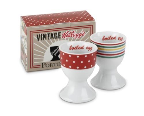 portmerion vintage egg cup