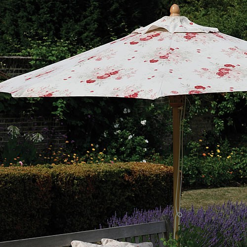 roses-fabric-garden-umbrella