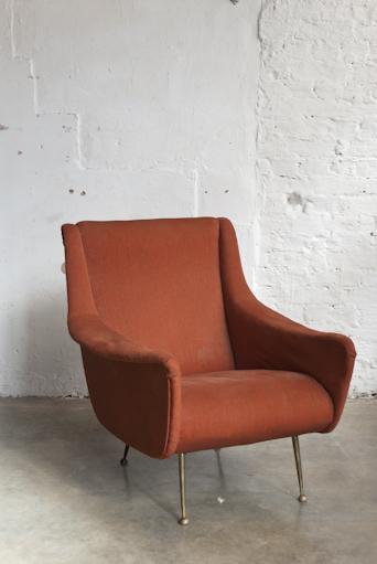 50s armchair