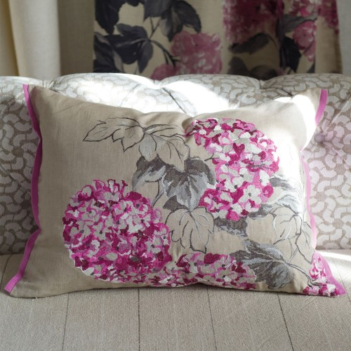 Designers guild blossom cushion