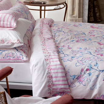 Designers guild magnolia tree bedding