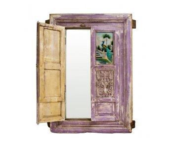 Old Cinema mirror