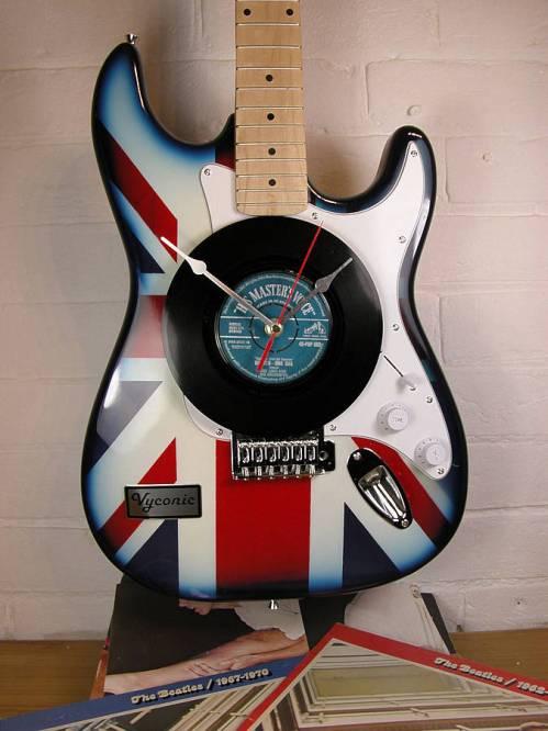 Vyconic guitar clock
