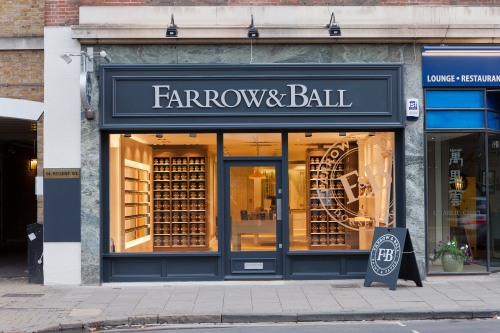 Farrow & Ball, Cambridge