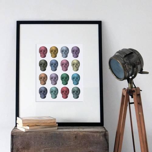 original_skulls-recycled-paper-art-prints