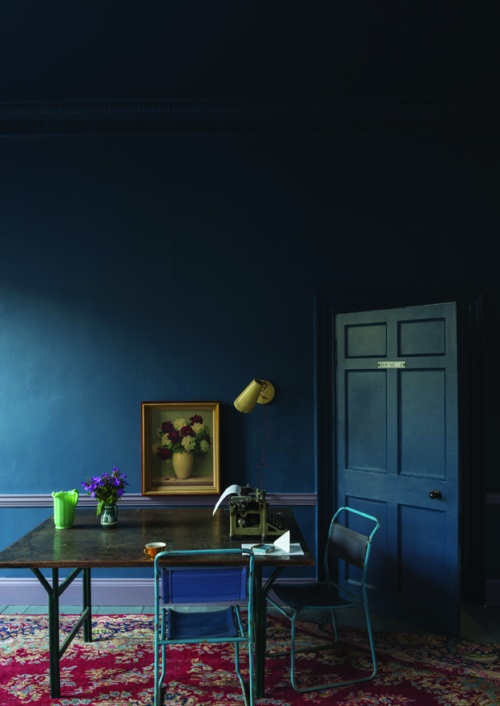 Stiffkey Blue™ No.281 Living Room