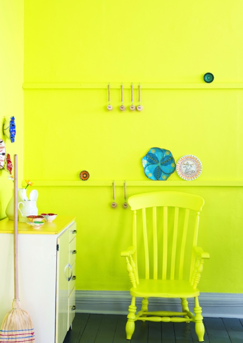 Yellowcake™ No.279 Kitchen
