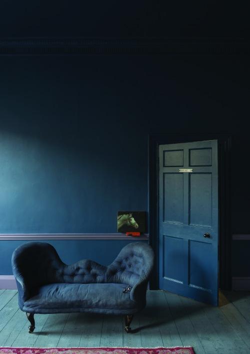 StiffkeyBlue brassica paintwork