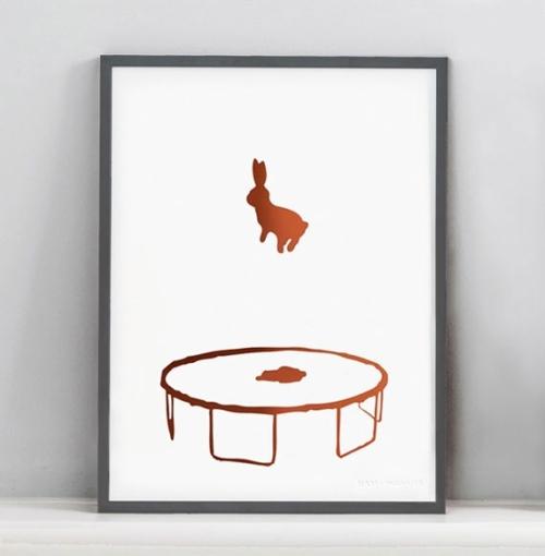 HAM bouncing bunny