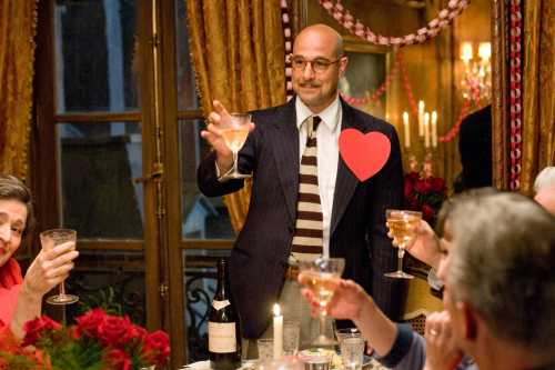 "Stanley Tucci as ""Paul Child"" in Columbia Pictures' JULIE & JULIA."