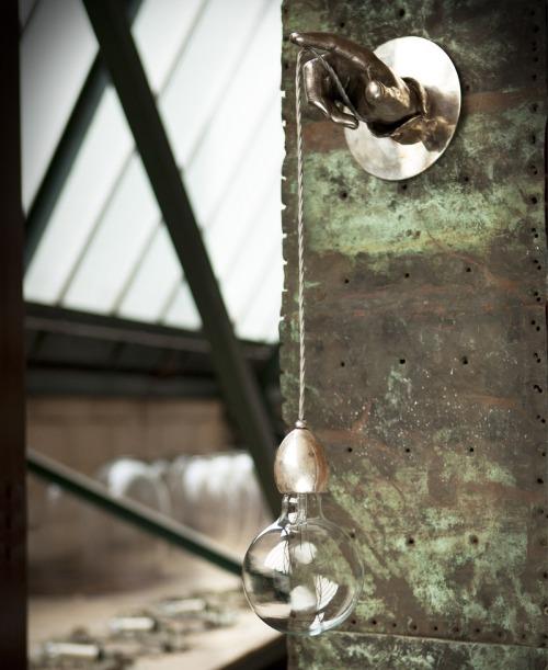 Cox London Caravaggio wall light