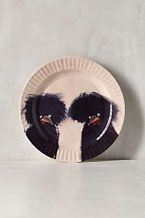 Anthropologie cake plate