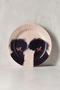 Anthropologie cake plate
