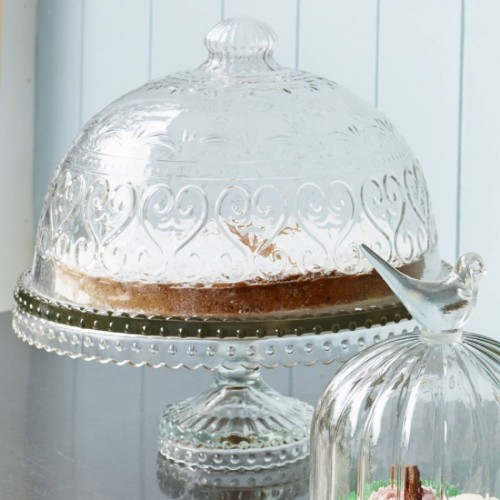 Graham and Green pressed cake stand