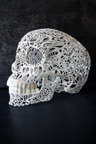 Rockett St George Josh Harker skull
