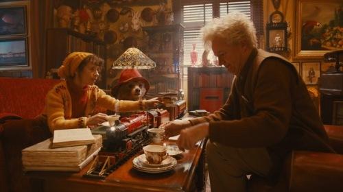 Paddington Bear - the Movie