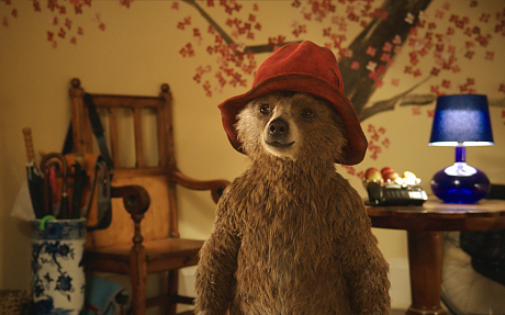 Paddington Bear - the Movie