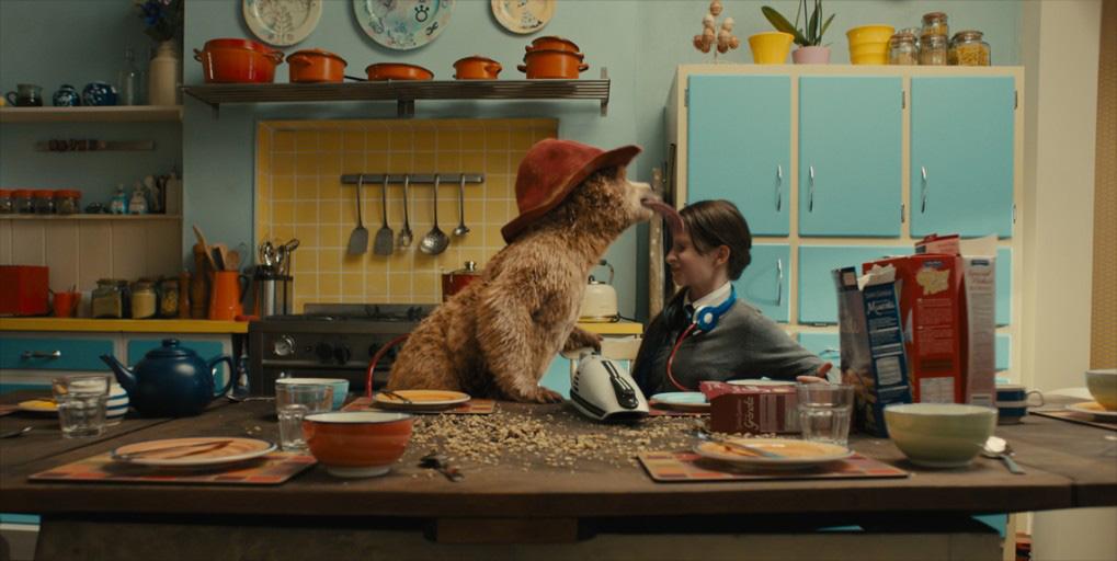 film friday paddington bear