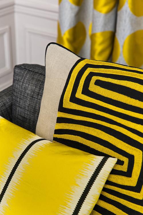 Larsen cushions