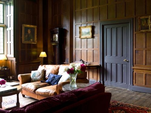 Sawston Hall, Angel + Blume