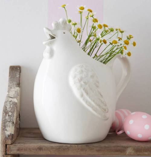 The Easter Home chicken jug