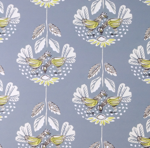 Wendy Bray Campine fabric and wallpaper