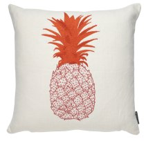 Fine Cell Work Pink & Orange pineapple