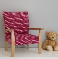 The Dormy House Little Vivi Chair