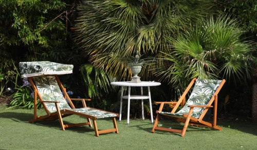 House Of Hackney, Deck Chairs