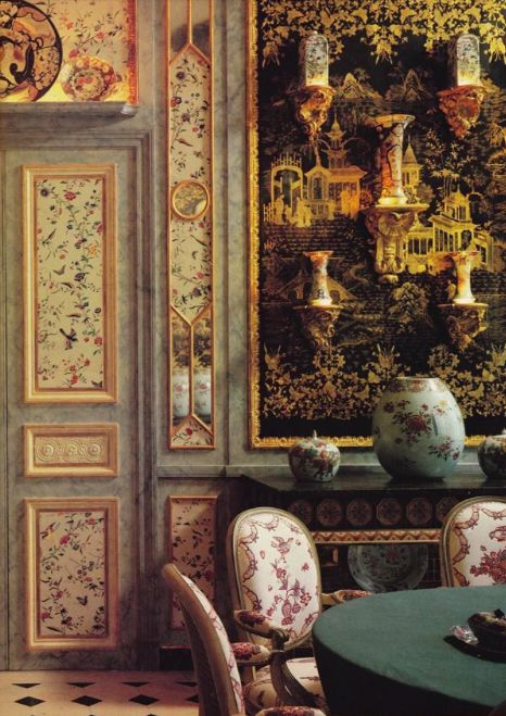 Geoffrey Bennison Master Decorator