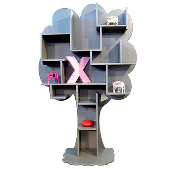 Not on the High Street - Tree Bookcase