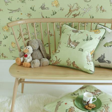 Osborne & Little Zagazoo Fabrics