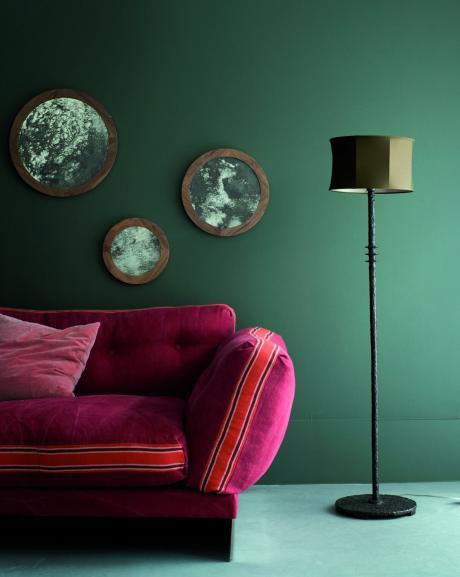 Ochre - Cast Bronze Floor Lamp