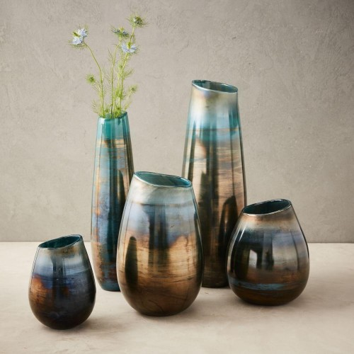 Lustre Curve Vase from West Elm