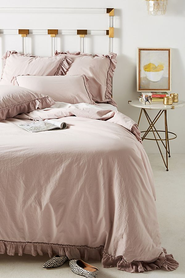 High Quality Caridee Bed Linen From Anthropologie